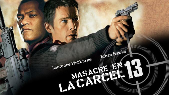 Masacre en la cárcel 13