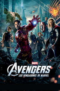 The Avengers: Los vengadores de Marvel