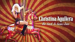 Christina Aguilera - The Back to Basics Tour