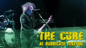 The Cure at Hurricane Festival
