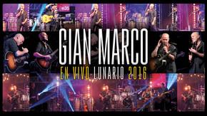 Gian Marco en vivo Lunario 2016