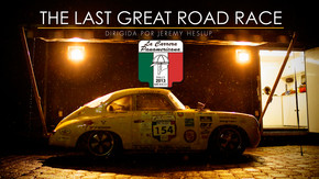 The Last Great Road Race: La Carrera Panamericana