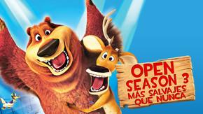 Open Season 3: Más salvajes que nunca