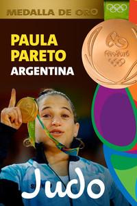 Rio 2016: Paula Pareto (Argentina) Oro en Judo